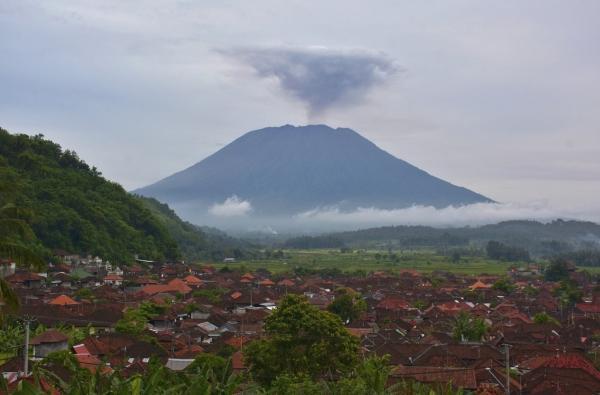 அகங் எரிமலை