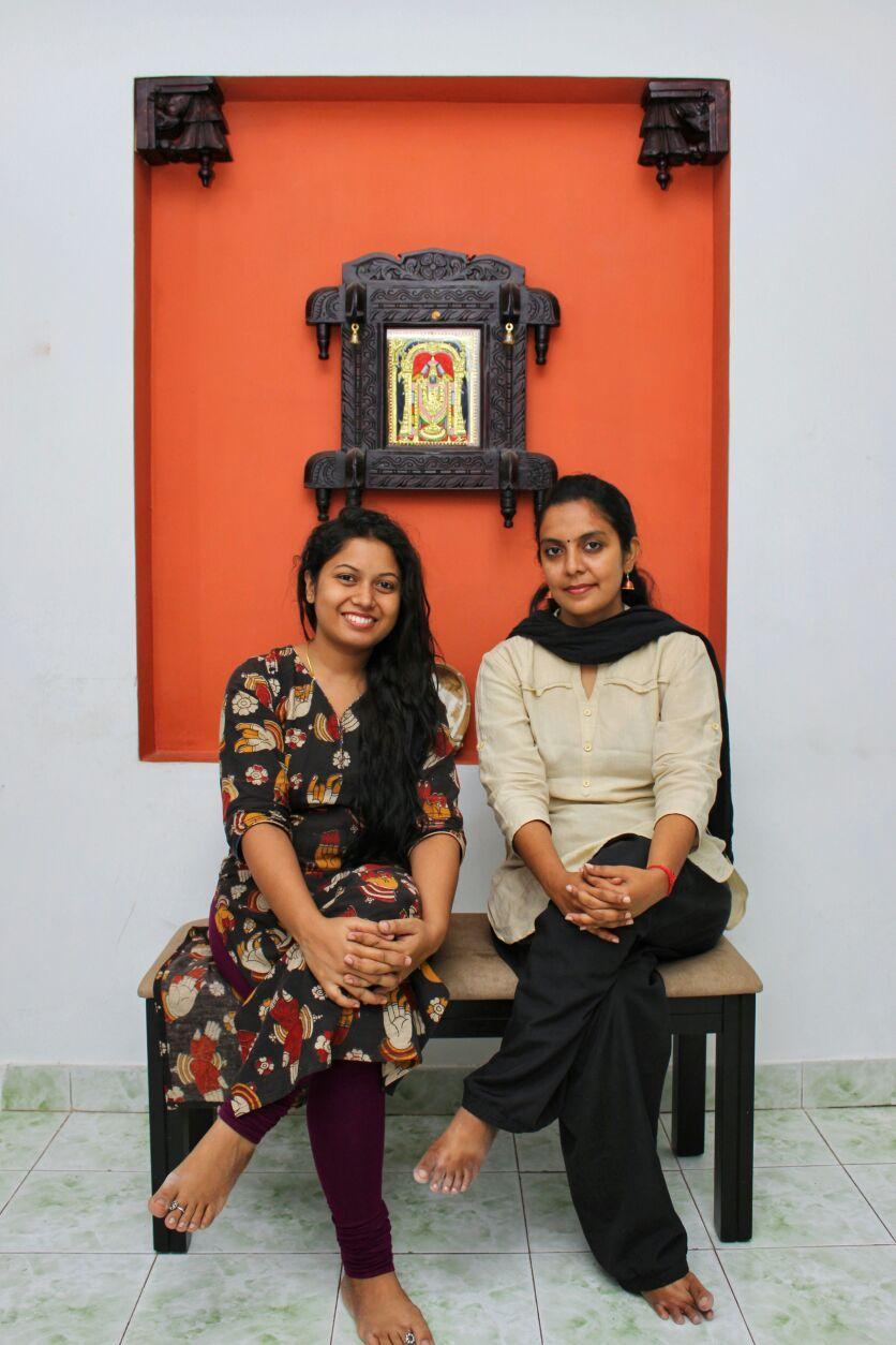 சரண்யா - ஐஷ்வர்யா
