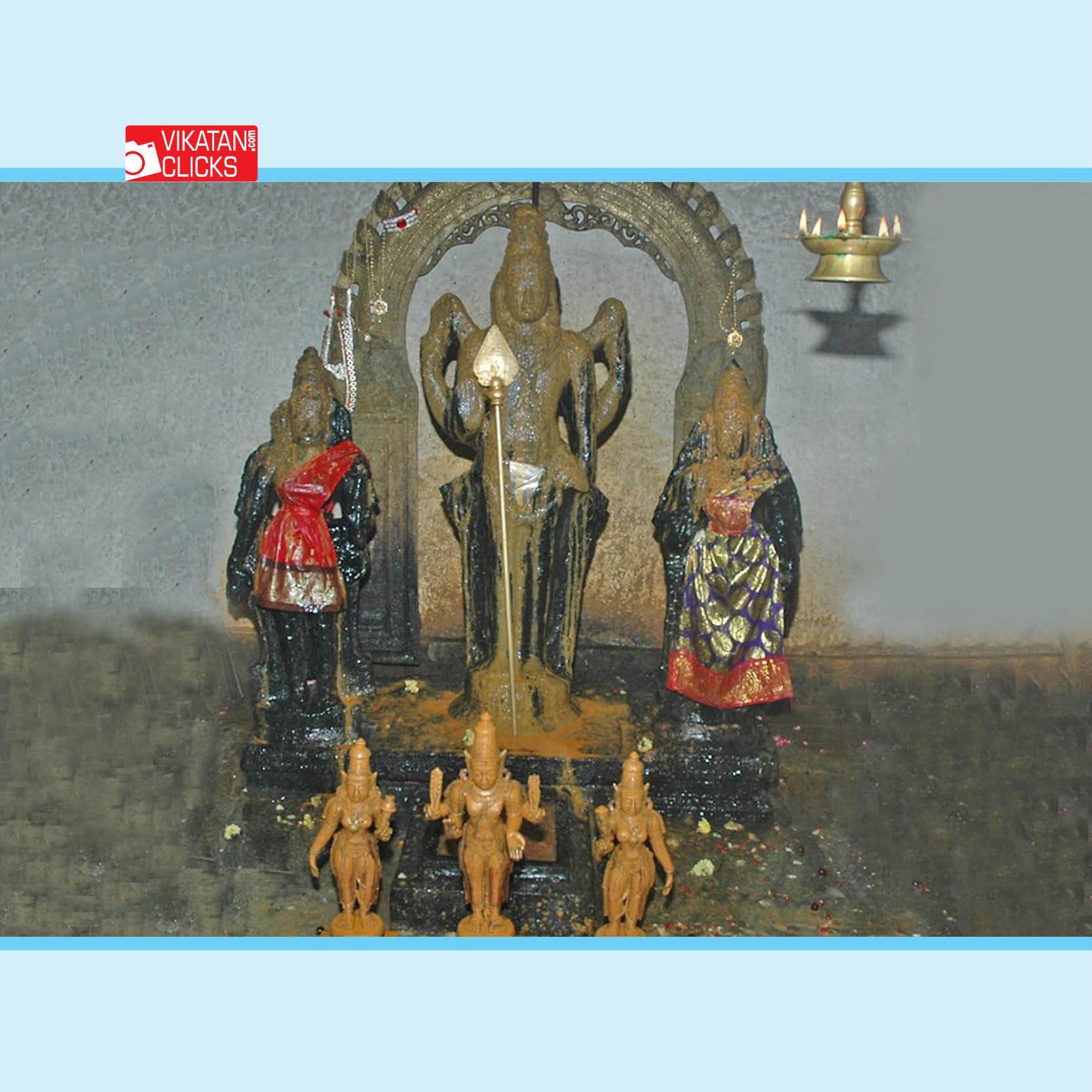 சந்தன அபிஷேகம்