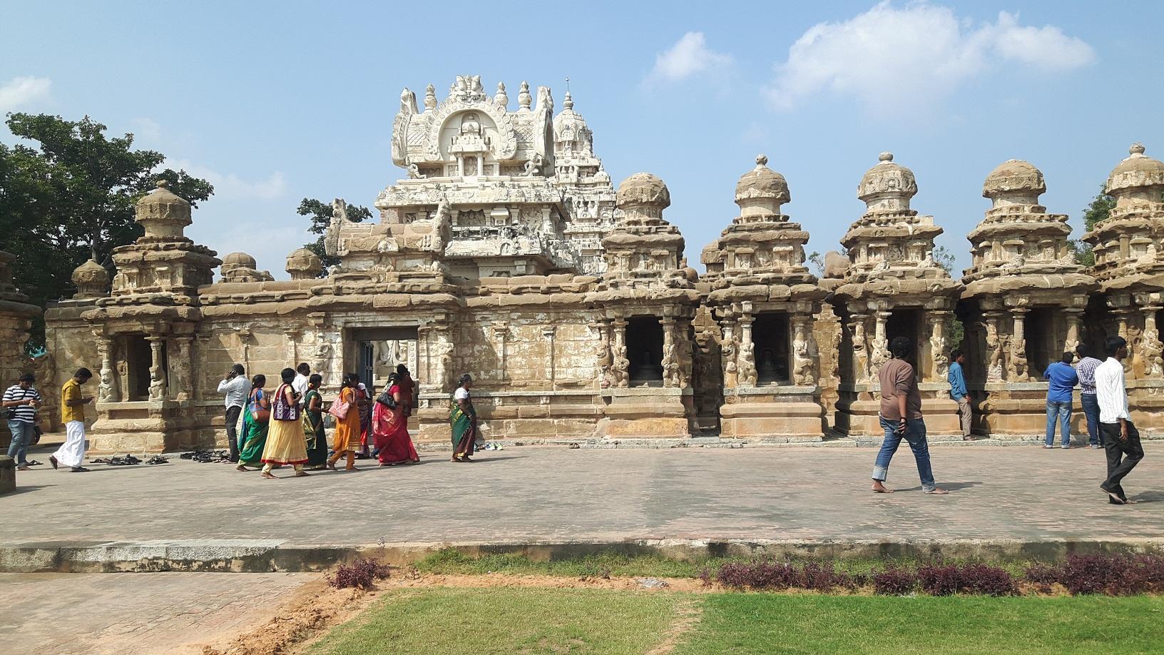 காஞ்சிபுரம், பாரம்பர்ய கோயில்கள்