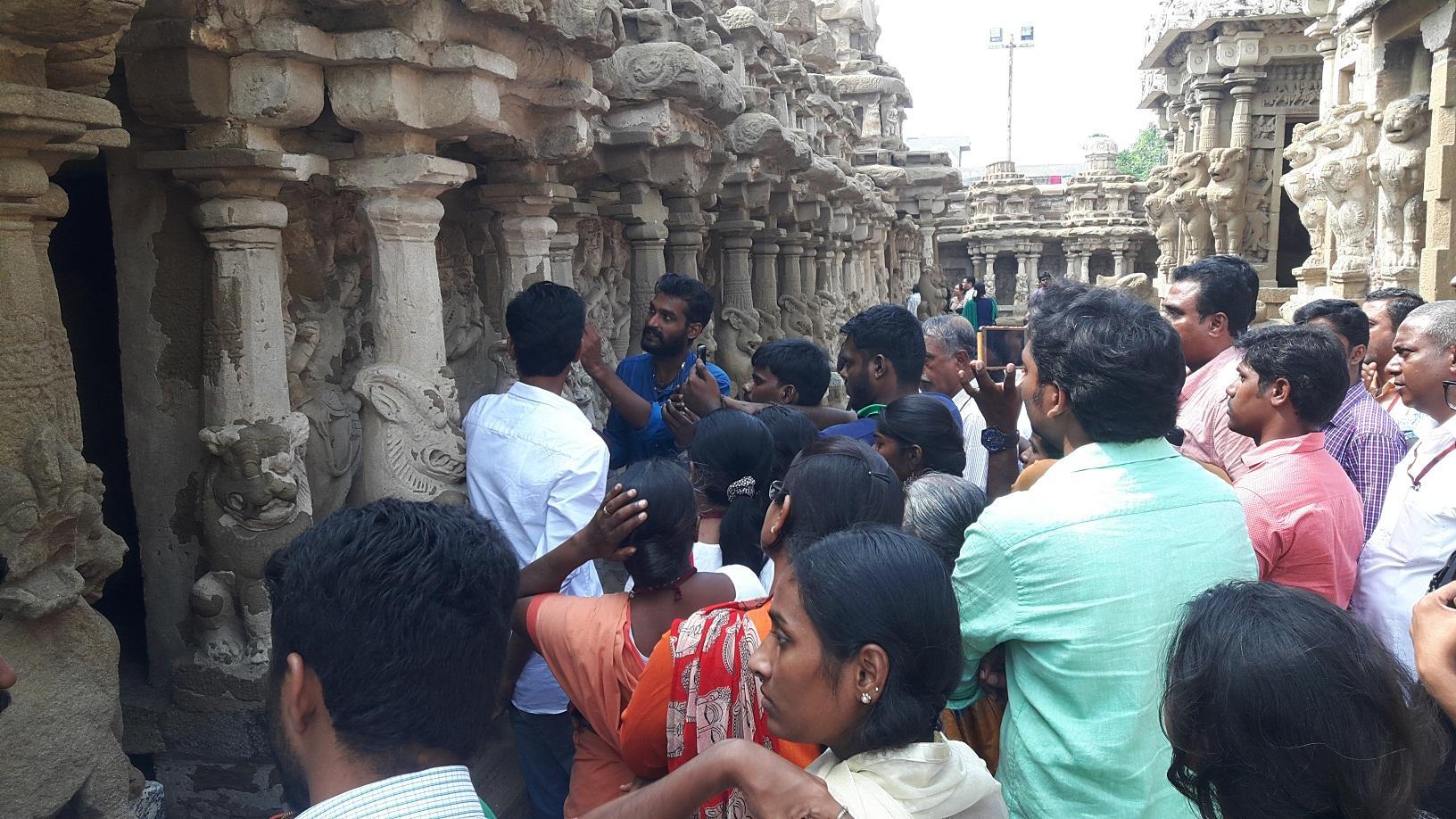 கைலாசநார் கோயில் காஞ்சிபுரம்