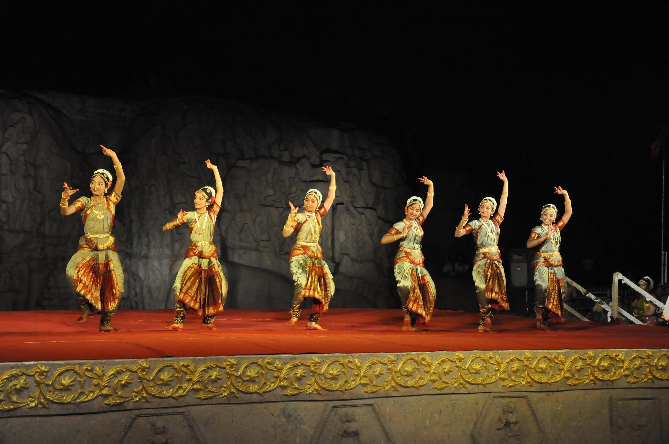 இந்திய நாட்டிய விழா, மாமல்லபுரம்