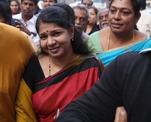 நீதிபதி சைனி நடத்திய வழக்கில் விடுதலை பெற்ற கனிமொழி