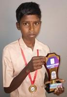 அறிவியல் விருது சின்னக்கண்ணன்