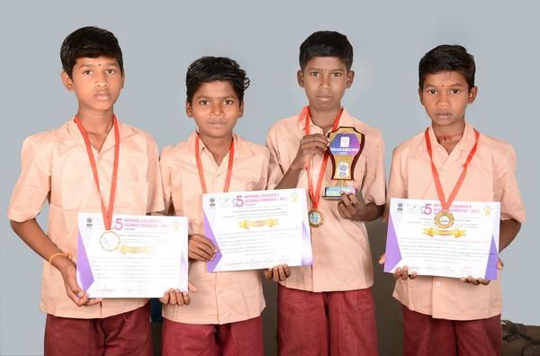 அறிவியல் விருது