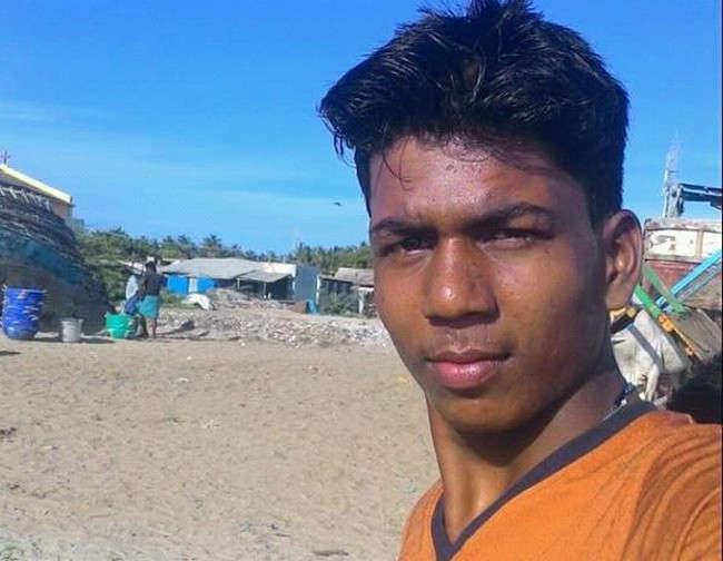 இலங்கைக் கடற்படையினரால் கொல்லப்பட்ட பிரிட்ஜோ