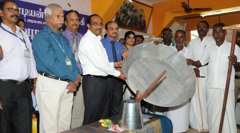 கந்துவட்டி ஒழிப்பு விழிப்புணர்வு முகாமில் மாவட்ட ஆட்சியர்