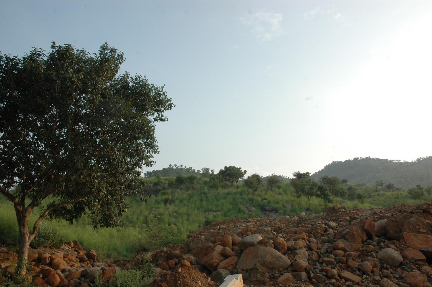 பரவசப் பயணம் - ஈசன் மலை