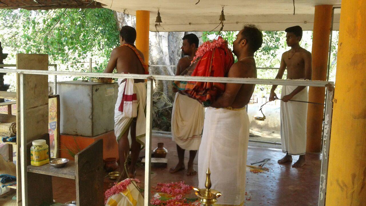பேச்சியம்மன் சந்நிதி