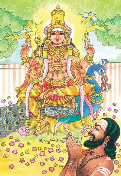 திருத்தணி முருகன்