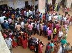 பொதுமக்களே ஒற்றுமையுடன் முடித்துக் கொடுத்த முதல் இடைத்தேர்தல்! #RKNagarElection