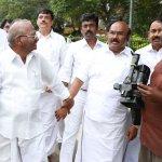 `இப்போது நான் இரட்டைக்குழல் துப்பாக்கி!' - தேர்தல் ஜோரில் மதுசூதனன்