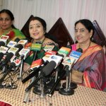 விஷாலுக்குப் பின்னால் யாரும் இல்லை! நடிகை லதா