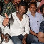 ஆர்.கே.நகர் இடைத்தேர்தல்: நடிகர் விஷால் கேட்கும் சின்னம் இதுதான்!