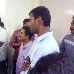 `வீடியோ ஆதாரம் இருக்கிறது; முன்மொழிந்தவர்கள் மிரட்டப்பட்டுள்ளனர்!' - தேர்தல் அதிகாரியிடம் விஷால் முறையீடு
