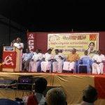 'விஷால் மனுவே சாட்சி'- தேர்தல் ஆணையத்துக்கு எதிராகப் பொங்கிய கம்யூ. தலைவர்கள்