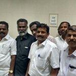 7-வது ஊதியக் குழுவில் திருத்தம் வேண்டும்..! ஜாக்டோ ஜியோ அமைப்பு அமைச்சரிடம் மனு