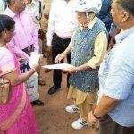 நில அபகரிப்புப் புகார் எதிரொலி: கிரண்பேடி ஆய்வு!