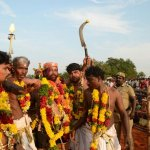 தேரிக்குடியிருப்பில் கள்ளர் வெட்டுத் திருவிழா : ஆயிரக்கணக்கான பக்தர்கள் குவிந்தனர்