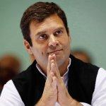 மக்களின் தீர்ப்பைக் காங்கிரஸ் ஏற்றுக்கொள்கிறது..! ராகுல் காந்தி உருக்கம்