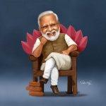 குஜராத்தில் பி.ஜே.பி-யைக் காப்பாற்றிய 9,981 வாக்குகள்..!