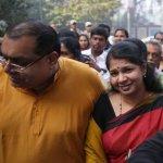 2ஜி தீர்ப்புக்குக் கனிமொழியின் ரியாக்ஷன்...! #2GScamVerdict
