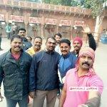 ராஜஸ்தானில் நடந்தது என்ன? - பெரியபாண்டியன் மனைவி காலில் விழுந்து கதறிய முனிசேகர் #VikatanExclusive