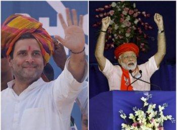 குஜராத் கள நிலவரம் - ராகுல் 2.0 vs மோடி 2.0.. வைப்ரன்டாக இருக்கிறதா குஜராத்?  #GujaratElection2017