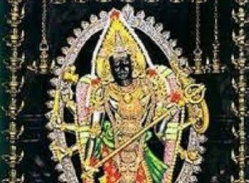 கார்த்திகை மாத சிறப்பு அபிஷேக ஆராதனைக்குத் தயாராகும் அகோரமூர்த்தி!
