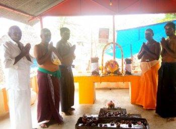 ராகுல் காந்தி, பிரதமாரக சபரி மலைக்கு இருமுடி கட்டிய காங்கிரஸ் நிர்வாகி..!