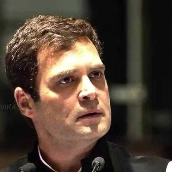 காங்கிரஸ் தலைவராகிறார் ராகுல் காந்தி! இன்று வேட்பு மனுத்தாக்கல்!