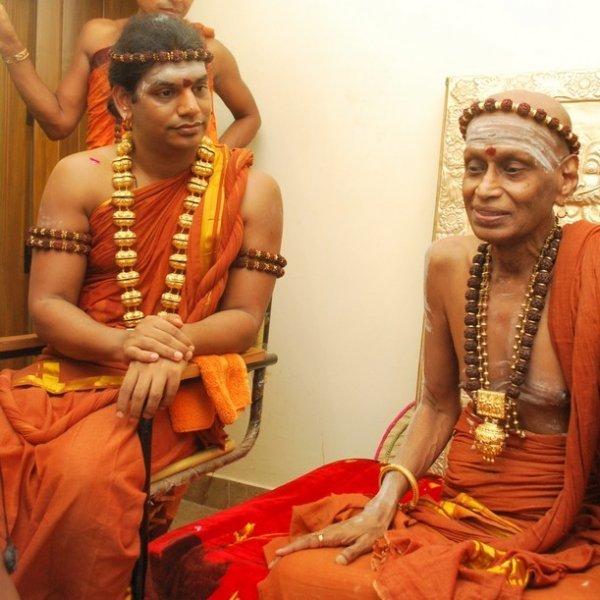`293 வது ஆதீனமா' நித்யானந்தாவை எச்சரித்த நீதிபதி