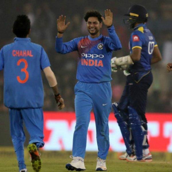 93 ரன்கள் வித்தியாசத்தில் இலங்கையை வீழ்த்தி இந்தியா அபாரம்!