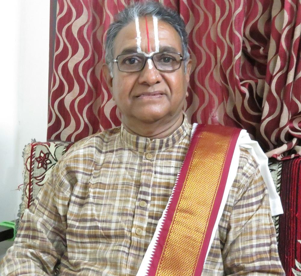 ஜோதிட மாமணி கிருஷ்னதுளசி