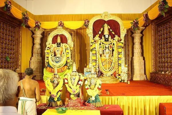 வேதவதி, வெங்கடாஜலபதி