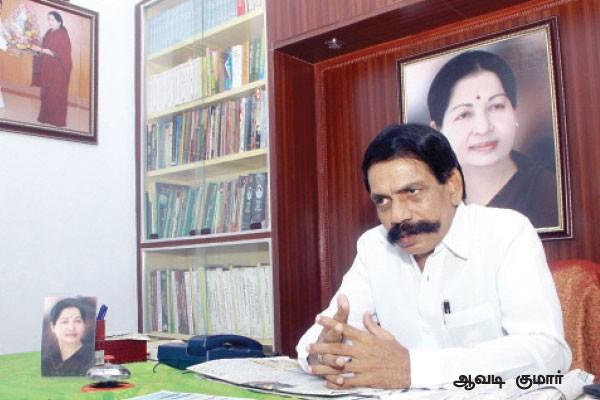 ஆவடி குமார்