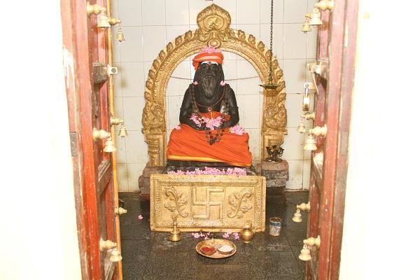 திருமூலர் ஜீவசமாதி