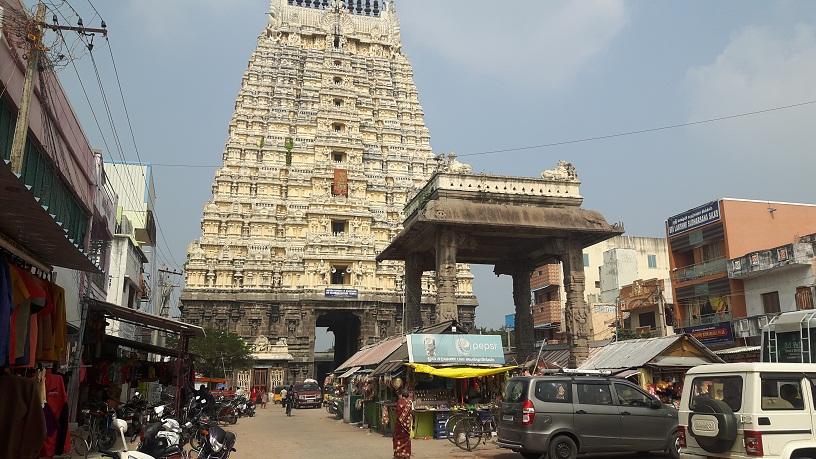 காஞ்சிபுரம் ஏகாம்பரநாதர், உற்சவர் சிலை மோசடி