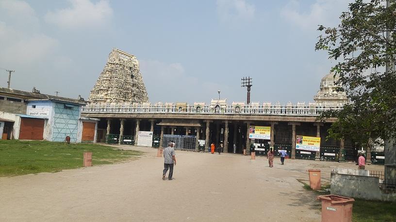 ஏகாம்பரநாதர் கோயில் காஞ்சிபுரம்