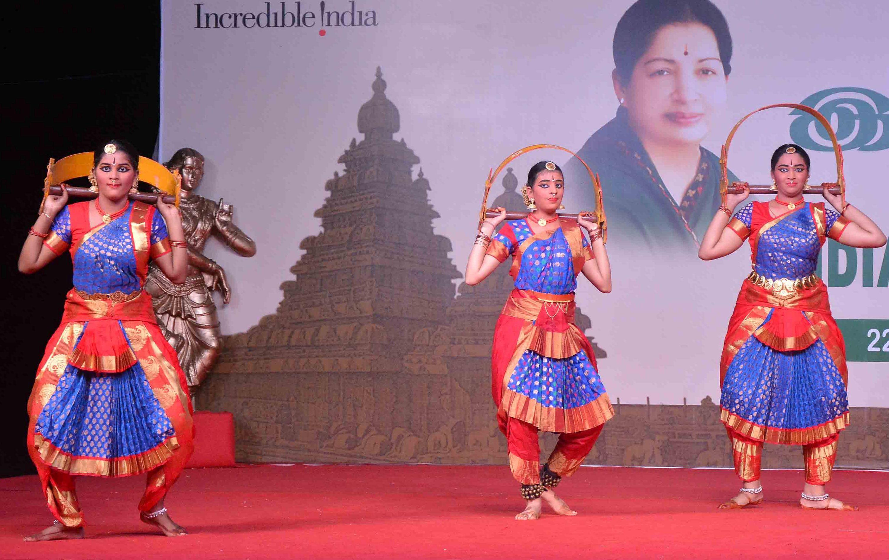 மாமல்லபுரம், இந்திய நாட்டிய விழா