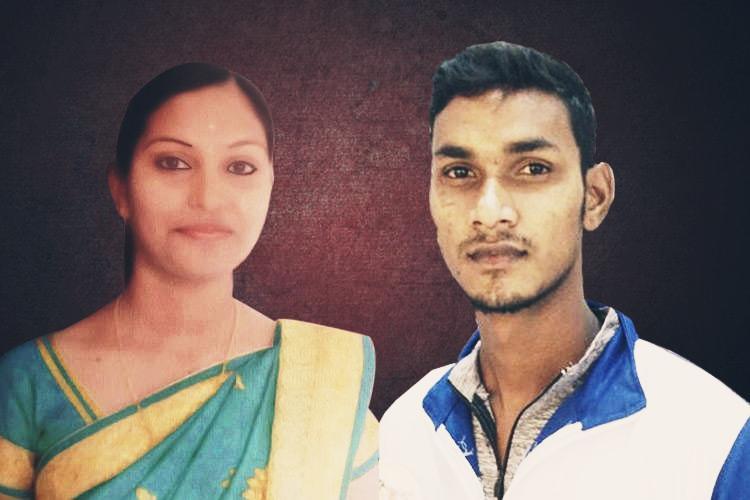 தர்மபுரி காதலர்கள் ராஜ்குமார் பிரியங்கா