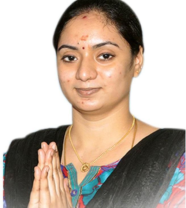 சந்திரப்பிரியங்கா எம்.எல்.ஏ