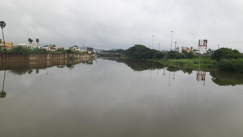 காஞ்சிபுரம் பருவமழை