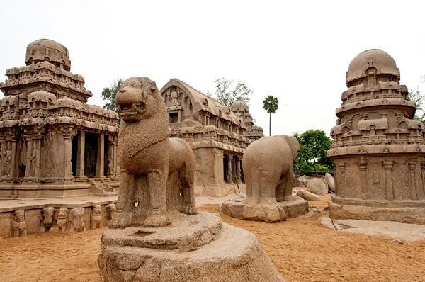 மாமல்லபுரம் ஐந்து ரதம்