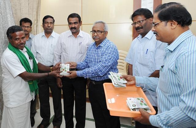 காய்கறி விதைகள் மானியம், காஞ்சிபுரம் மாவட்ட ஆட்சியர்