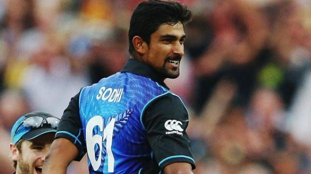 Ish Sodhi - IPL