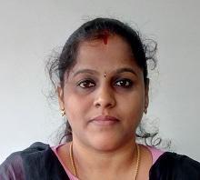 ஊட்டச்சத்து நிபுணர் ம.சௌமியா.