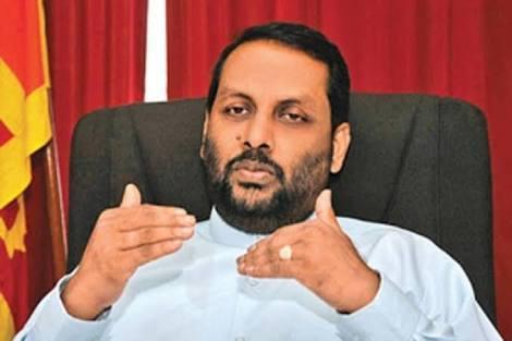 இலங்கை அமைச்சர் மஹிந்த அமரவீர