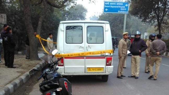 delhi schoolvan