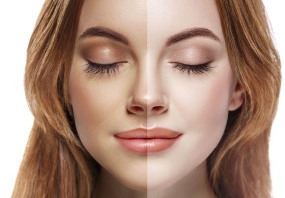 Tanning / Bruning Test